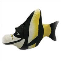 Enfeite de Aquário Craft Peixe Moorish Idol Fish