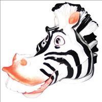 Enfeite de Aquário Craft Cabeça de Zebra