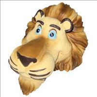 Enfeite de Aquário Craft Cabeça de Leão