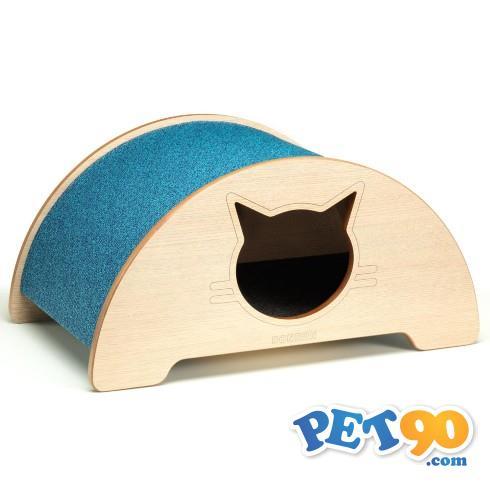 Brinquedo Arranhador Oca - Azul