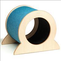 Brinquedo Arranhador Túnel - Azul