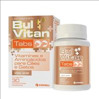 Suplemento Coveli Bulvitan Tabs - 30 Tablets
