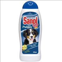 Shampoo Sanol Dog Antipulgas - 500ml