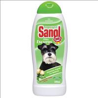 Shampoo Sanol Dog Pelos Escuros - 500ml