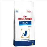 Ração Royal Canin Feline Veterinary Diet Renal Special para Gatos com Doenças Renais - 500 g