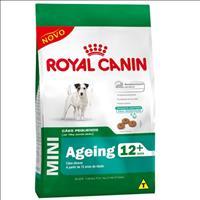 Ração Royal Canin Mini Ageing 12+ para Cães Idosos de Raças Pequenas com 12 Anos ou mais Ração Royal
