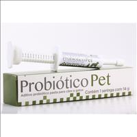 Suplemento Avert Probiótico Pet - 14gr