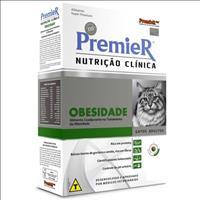 Ração Premier Nutrição Clínica para Gatos Obesidade - 500gr