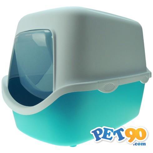 Banheiro American Pets Cathy com Filtro Coberto - Azul