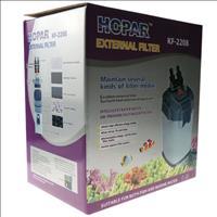 Filtro Hopar Canister Biológico Externo 800 Litros/hora KF-2208 - 110V