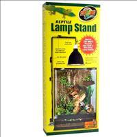 Suporte para Lâmpadas ZooMed Reptile Lamp Stand - Preto