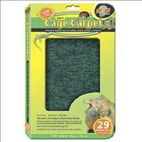 Carpete para Terrário ZooMed Cage Carpet - 30 x 60 cm