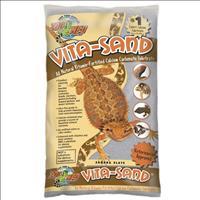 Substrato para Terrário ZooMed Vita-Sand Sahara Slate - 2,25kg