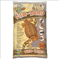 Substrato para Terrário ZooMed Vita-Sand Mojave Mauve - 2,25kg