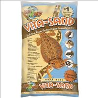 Substrato para Terrário ZooMed Vita-Sand Baja Blue - 2,25kg