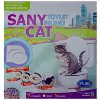 Sanitário Chalesco para Gatos Sany Cat