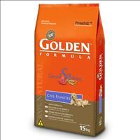 Ração Premier Golden Formula Cães Filhotes Carne e Arroz - 15kg