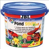 Ração JBL Pond Sticks 4 em 1 - 5kg