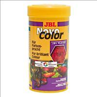 Ração JBL Novo Color - 18gr