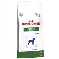 Ração Royal Canin Canine Veterinary Diet Satiety Support para Cães Adultos - 10 Kg