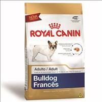 Ração Royal Canin para Cães Adultos da Raça Bulldog Francês - 3 Kg