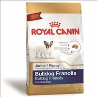 Ração Royal Canin para Cães Filhotes da Raça Bulldog Francês - 1 Kg