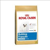 Ração Royal Canin para Cães Filhotes da Raça Bulldog Francês - 3 Kg
