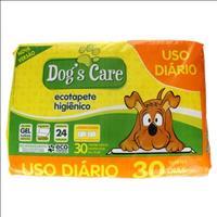 Tapete Higiênico Dogs Care Bio para Uso Diário em Pacote - 30 Unidades