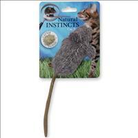 Brinquedo Afp Ratinho com Catnip Interno Natural Instincts Rodents