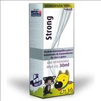 Sistema de Terapia Homeopet Estímulo da Imunidade Strong - 30ml