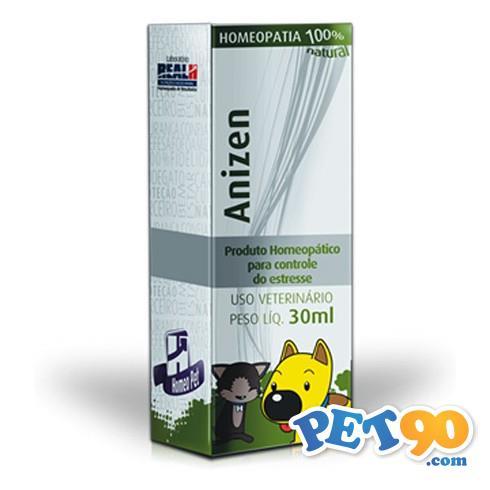 Sistema de Terapia Homeopet Calmante Anizen - 30ml