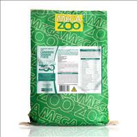 Ração Farinhada para Cánarios de Porte Super Premium Megazoo - 5kg