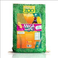 Ração Farinhada para Pássaros Comedores de Sementes Reprodução Megazoo - 5kg