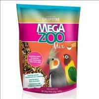 Ração Mix para Calopsitas Megazoo - 350gr