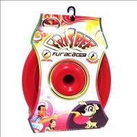 Frisbee de Borracha Furacão Pet - Vermelho