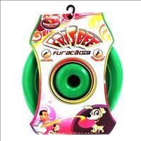 Frisbee de Borracha Furacão Pet - Verde