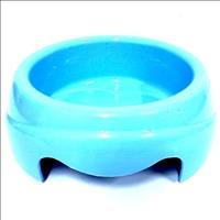 Comedouro Plástico Especial para Cães 1Litro - Azul