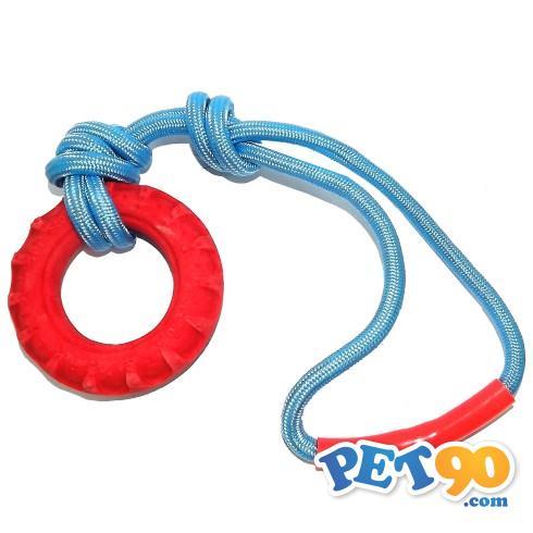 Brinquedo Puxador Fechado - Vermelho