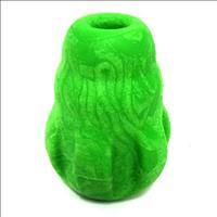 Brinquedo King de Borracha Furacão Pet - Verde Brinquedo King de Borracha Verde - Tam P