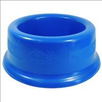 Comedouro Plástico Furacão Pet - Azul Comedouro Plástico Azul Furacão Pet 1 Litro -  Tam 3
