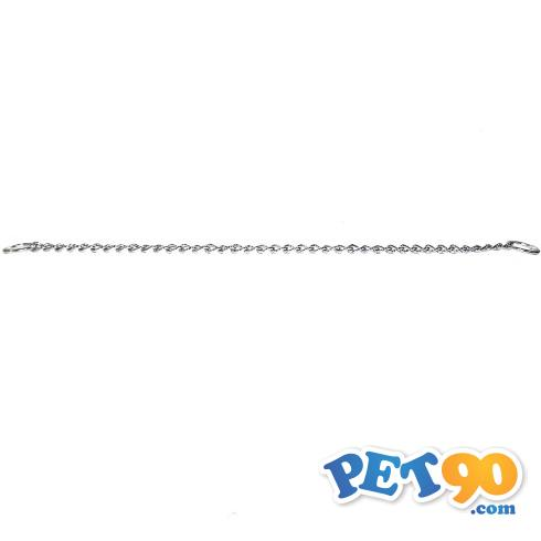 Colar de Exposição Redondo Grande Porte Furacão Pet Colar de Exposição Redondo - 3.5mm X 70cm