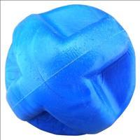Bola Maciça Super Ball Furacão Pet - Azul Bola Maciça Super Ball Azul Furacão Pet - 80mm