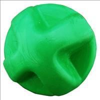Bola Maciça Super Ball Furacão Pet - Verde Bola Maciça Super Ball Verde Furacão Pet - 80mm