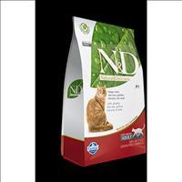 Ração Farmina N & D Grain Free Frango para Gatos Adultos - 7,5 Kg