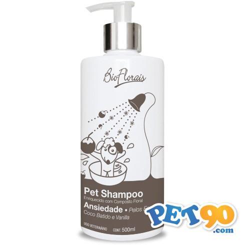 Shampoo Pet Ansiedade Pelos Escuros - 500ml