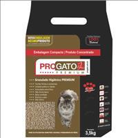 Areia Sanitária Pro Gato Premium - 3,5 Kg