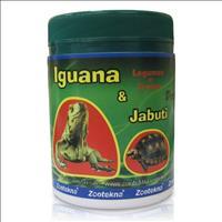 Ração para Iguana e Jabuti - 100gr