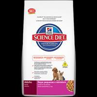 Ração Hills Science Diet Canino Adulto Raças Pequenas e Miniaturas - 1kg