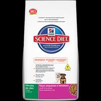 Ração Hills Science Diet Canino Filhote Raças Pequenas e Miniatura - 3kg