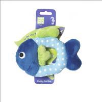 Brinquedo de Pelúcia Peixe Aventura no Mar
